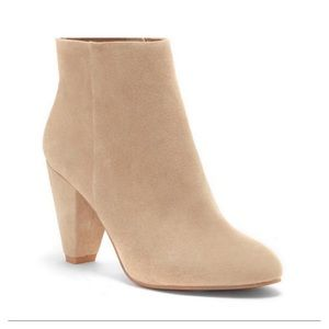 LUCKY BRAND SHORT ANKLE BOOTS